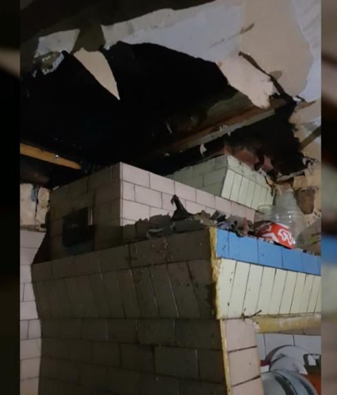 Под Смоленском мужчина самостоятельно спас свой дом от пожара
